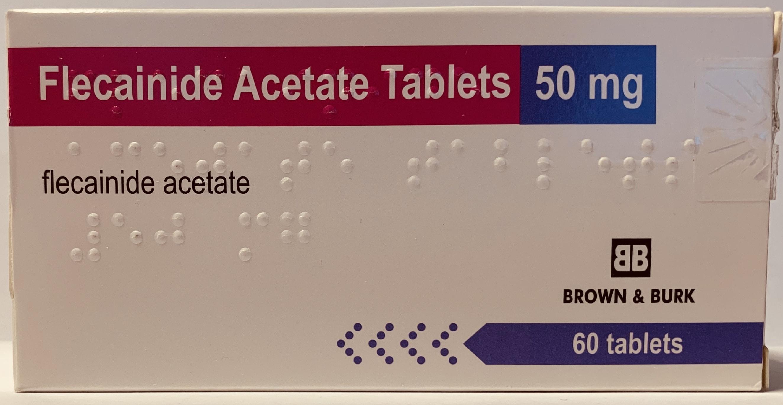 Flecainide Acetate Tablets