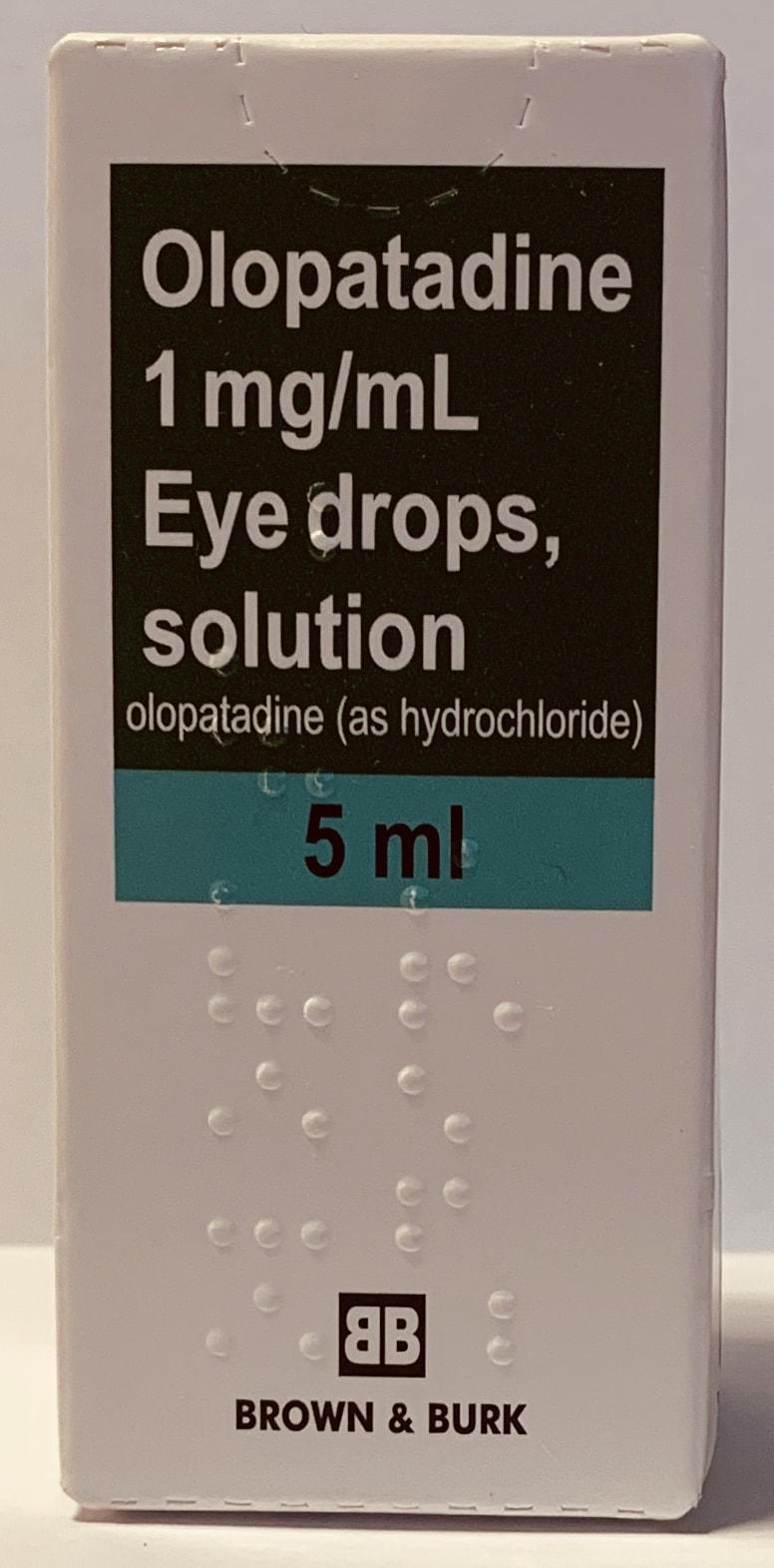 Olopatadine Solution